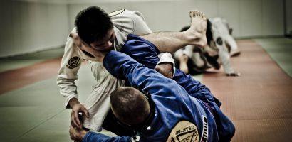 gracie jiu jitsu